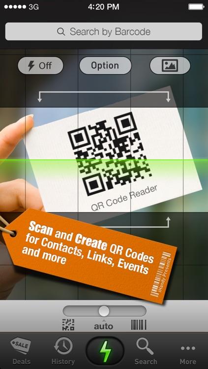 Quick Scan Pro - Barcode Scanner. Deal Finder. Money Saver. screenshot-4