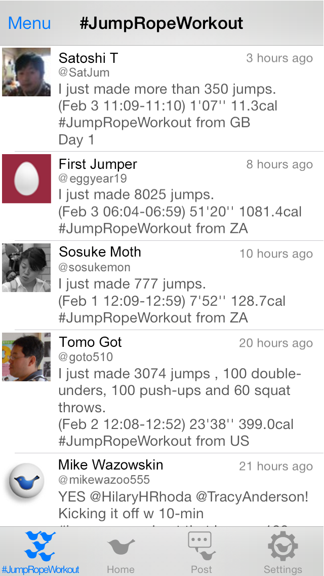 JUMP ROPE WORKOUTのおすすめ画像4