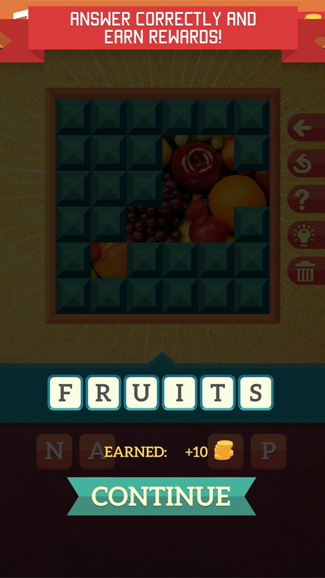 Photo Quiz Mania - Guess the Word! What's that Pic Game? screenshot three