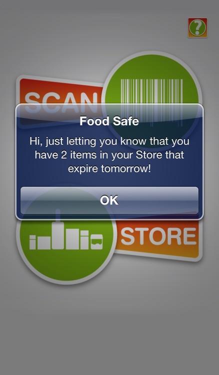 Food Safe App screenshot-4
