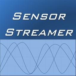 Sensor Data Streamer
