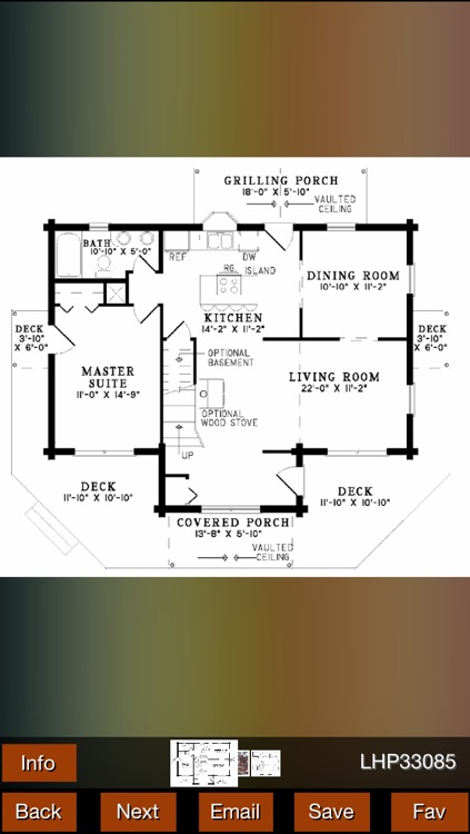 Log House Plans Pro