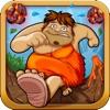 穴居人のジャングルラン:グレート恐竜脱出ゲーム - 無料版 - iPhoneアプリ