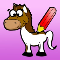 Codes for Horse Coloring Book for Girls: Learn to color a pony and horses in action Hack