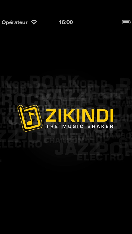 Zikindi, the music shaker : musique en streaming
