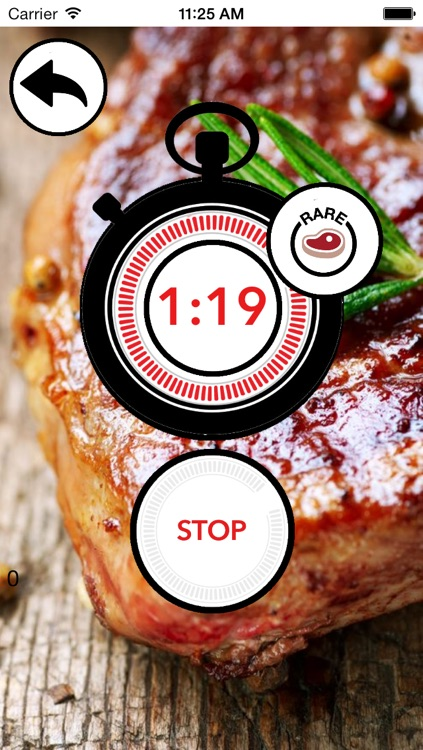 My Steak Timer Pro - Cook Steak Like A Chef! screenshot-4