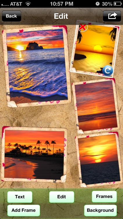 Collage Pics - Editor, Maker, and Creator Fun Collages with filter background and border editing features for photo sharing pictures grid