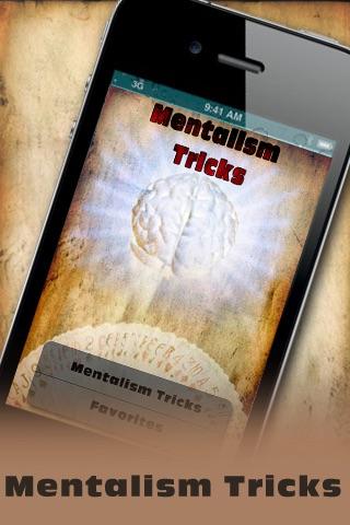 Mentalism Tricks screenshot-3