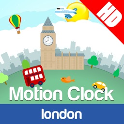 Motion Clock: London HD