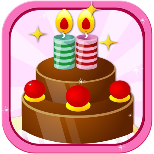Crazy Party Cake Bakery - Ice Cream Cakes Stacker Game Pro