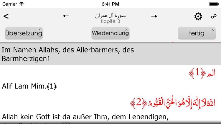 Quran German screenshot-3