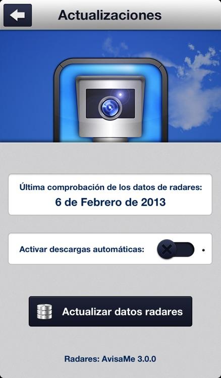 AvisaMe: Radares España screenshot-4
