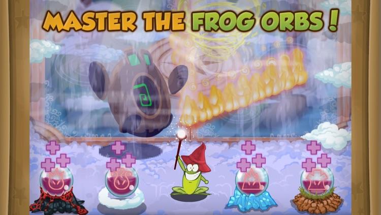 Frog Orbs screenshot-4