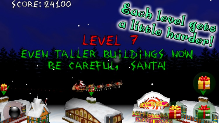 Christmas Run! Angry Santa's Revenge! screenshot-1