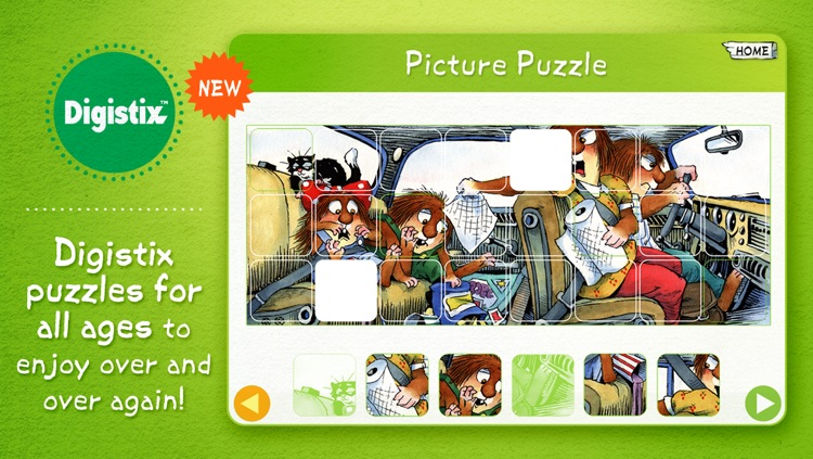 The Trip Little Critter GamePak