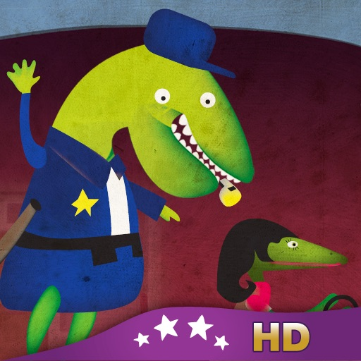 Diana Dreams about Dinosaurs HD
