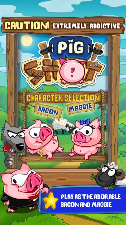 Pig Shot screenshot-2
