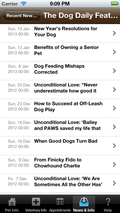 Pet Health (Medical Diary and Log) screenshot-4