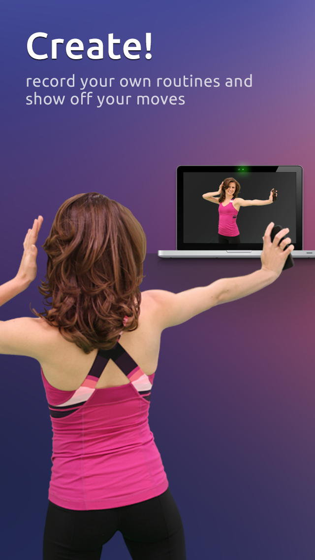 Baixar Jamo = Dance games from Wii. Now just dance with iPhone on the go. Not affiliated with Zumba fitness. para Android