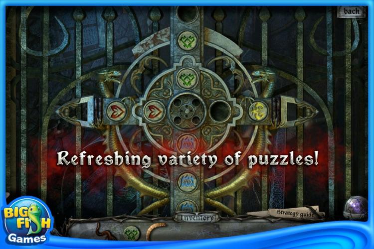 Gravely Silent: House of Deadlock (Full) screenshot-3
