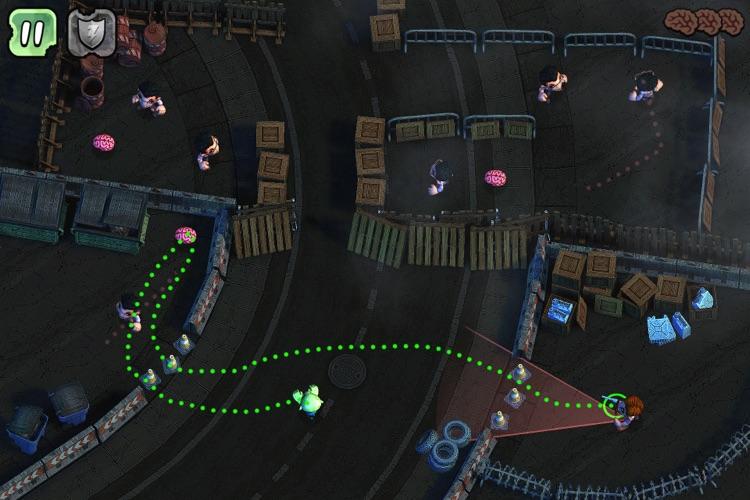 Plight of the Zombie - Lite Edition screenshot-3