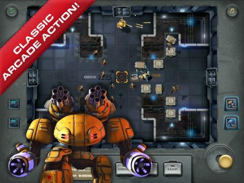 Robokill 2: Leviathan Five на iPad