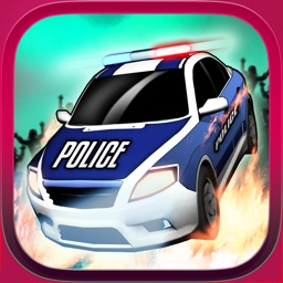 Cops Racing Game – Police vs. Zombies