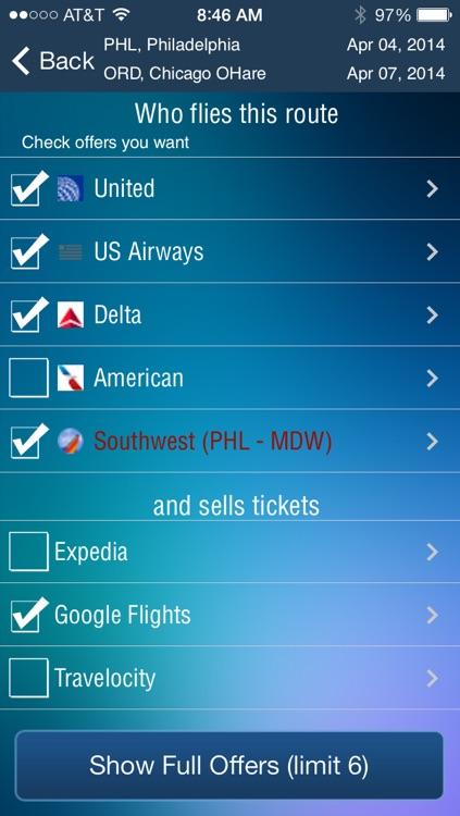 Philadelphia Airport - Flight Tracker PHL screenshot-3