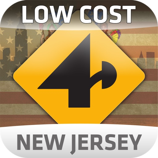 Nav4D New Jersey @ LOW COST icon