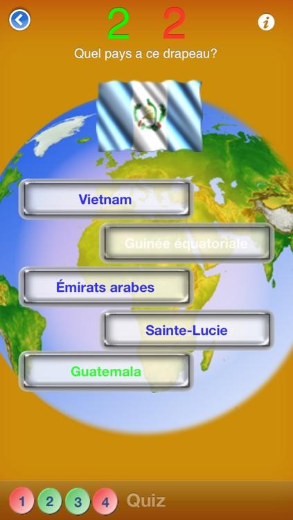 Countries & Capitals screenshot-4