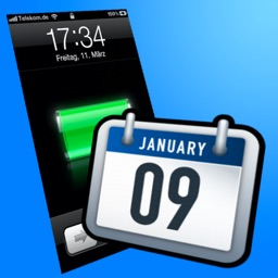 Lockscreen Calendar Events