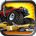 A Monster Truck Nitro Mayhem Destruction Game Free icon