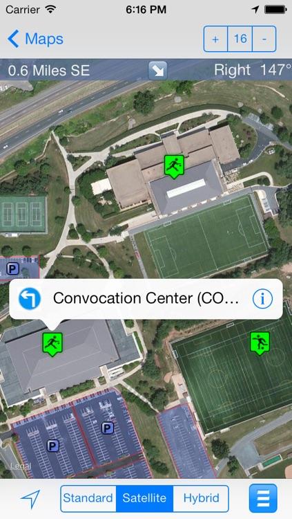 eMap JMU : James Madison University screenshot-3