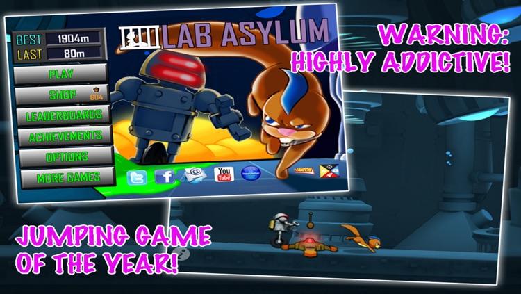 Lab Asylum - Run and Escape!