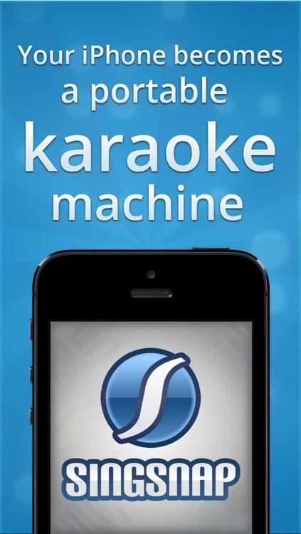 SingSnap Karaoke screenshot-4