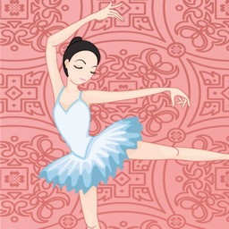 A Ballet Game for Girls: Learn like a ballerina for kindergarten or pre-school
