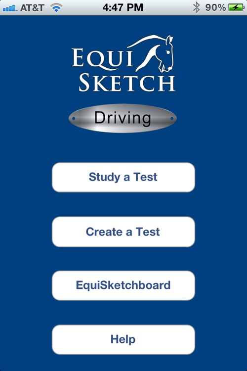 EquiSketch Driving Dressage