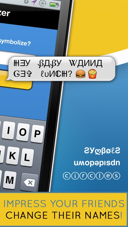 Symbolizer + More Fonts Pro for Instagram Comments and Retweets screenshot-3