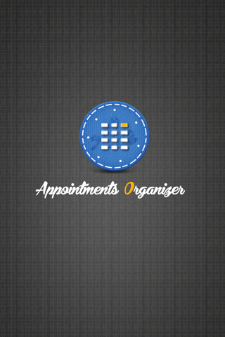 Appointments Organizer screenshot 1