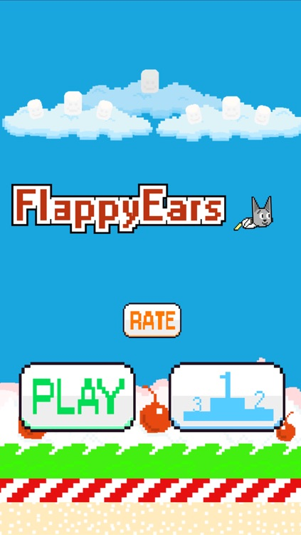 Flappy Ears in a Bird Suit : Candy Planet