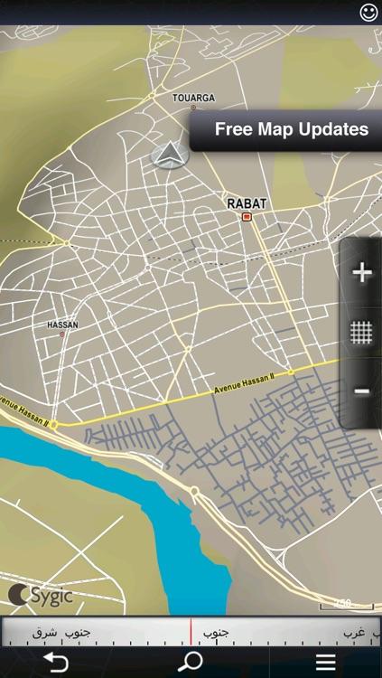 Sygic Morocco: GPS Navigation screenshot-4