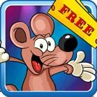 Злой Крыса Чейз - Hungry For Cheese (Бесплатные игры) icon