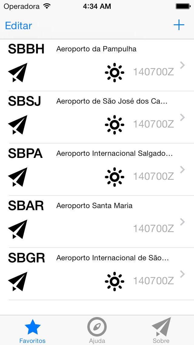 Biruta de bolso screenshot one