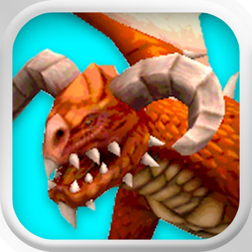 3D Dragon Adventure Game: Kingdom Clash of War F2P Edition - FREE icon