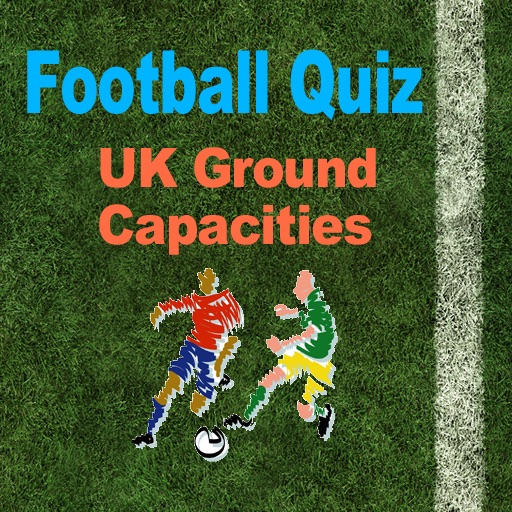 Football Ground Capacity quiz icon