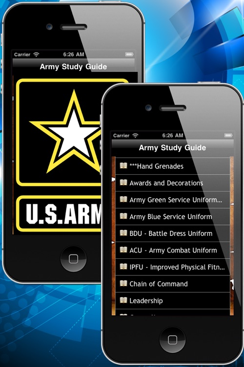Army Board Study Guide USA