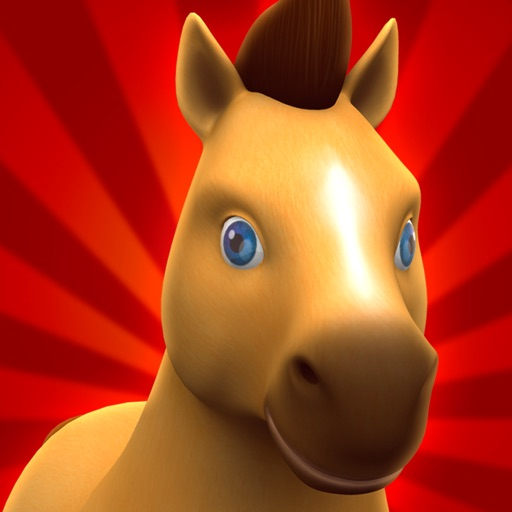 Here's Talky Pete - The Talking Pony Horse icon