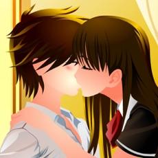 Activities of Lover Kiss In Class