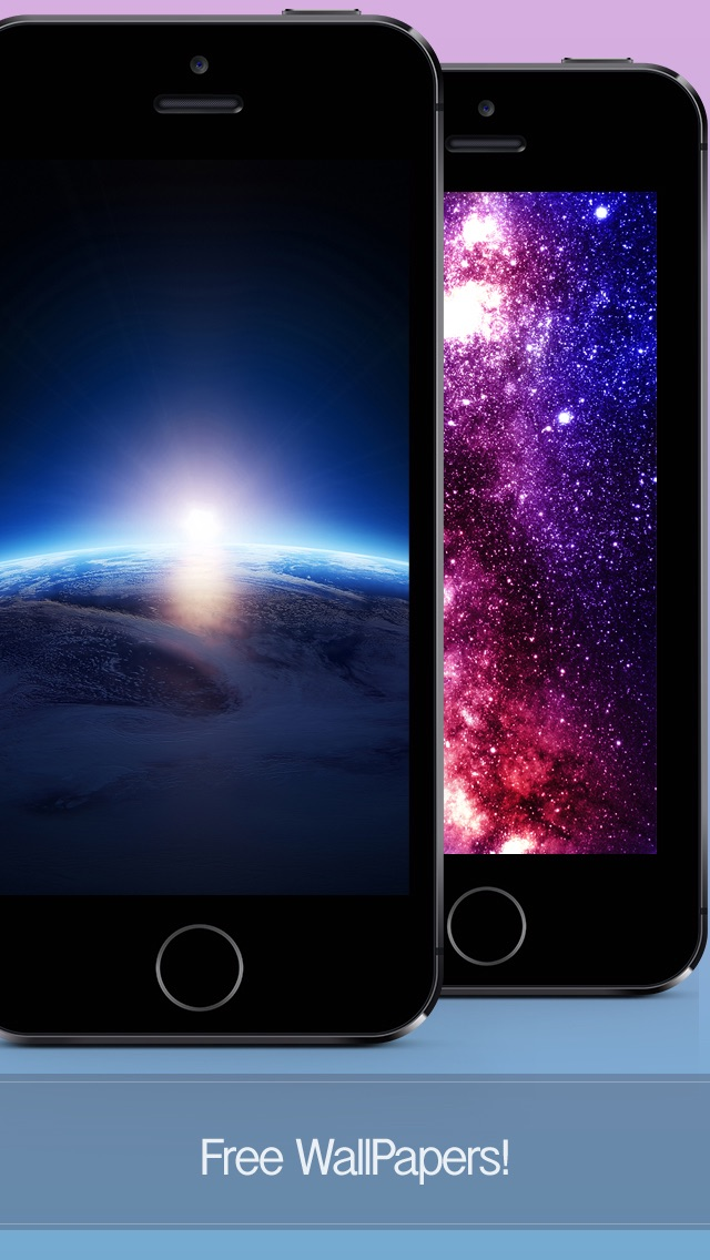 the best iOS apps for space themed