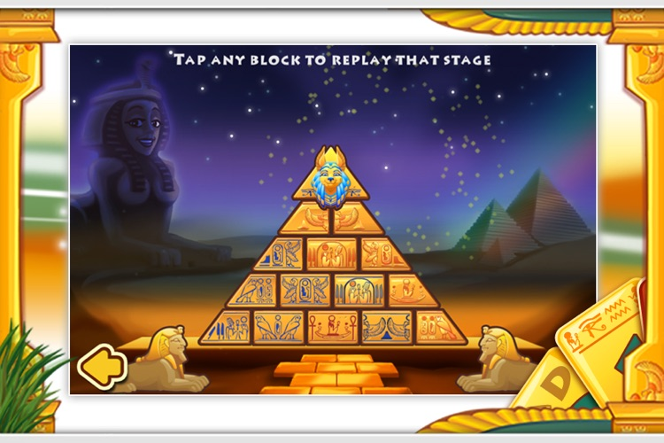 Cleopatra's Pyramid screenshot-2